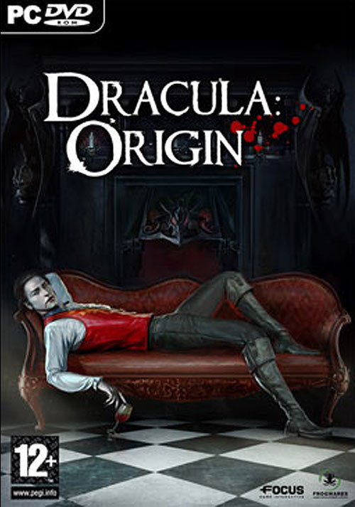 Dracula Origin - Cover / Packshot