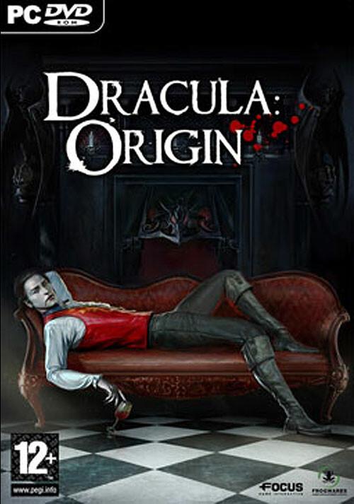 Dracula Origin - Cover