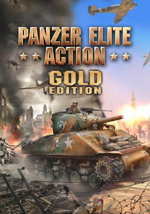 Panzer Elite Action Gold Edition - Cover / Packshot