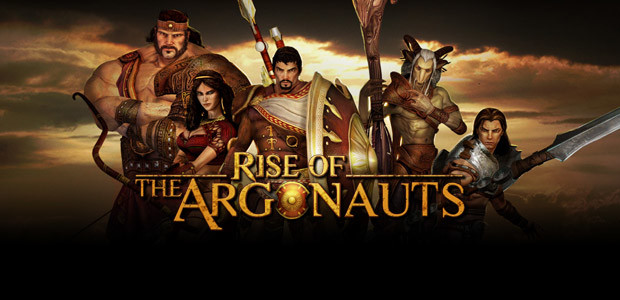 Rise of the Argonauts - Cover / Packshot