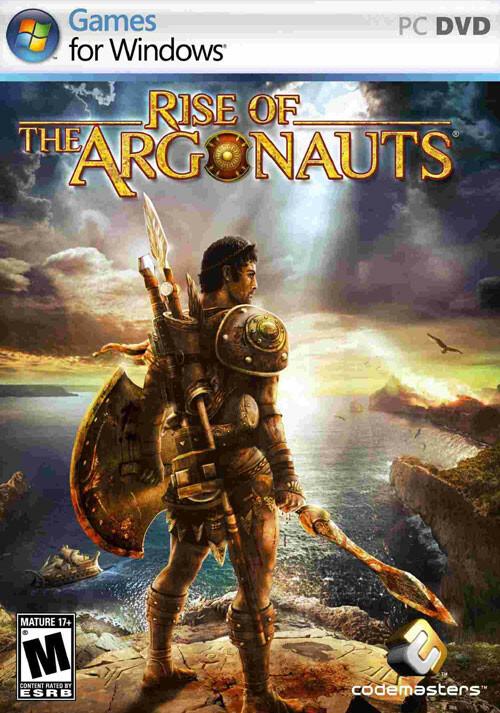 Rise of the Argonauts - Cover