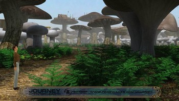 Screenshot1 - Journey to the Center of the Earth