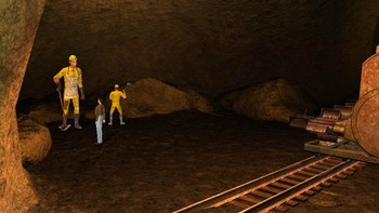 Screenshot7 - Journey to the Center of the Earth