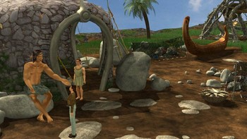 Screenshot3 - Journey to the Center of the Earth