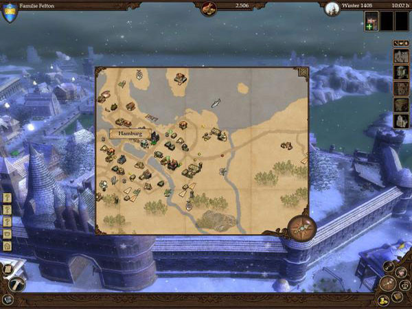 screenshot1 the guild 2 expansion pack pirates of the european seas