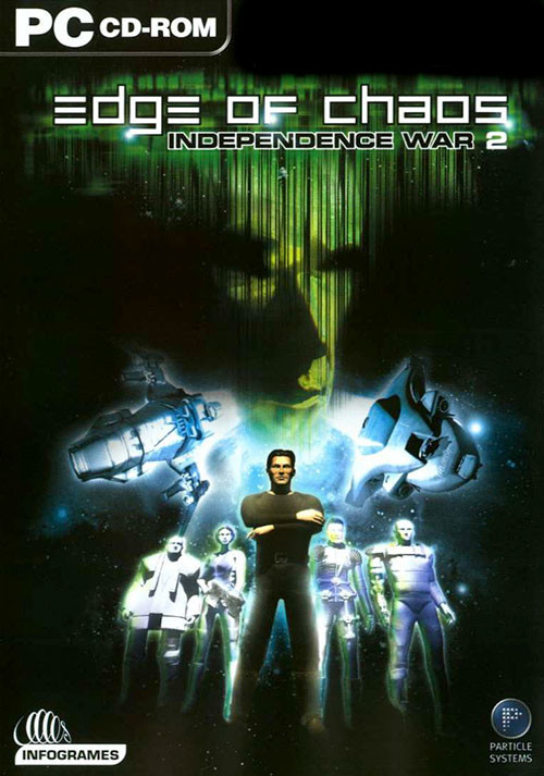 Independence War 2: Edge of Chaos - Cover / Packshot