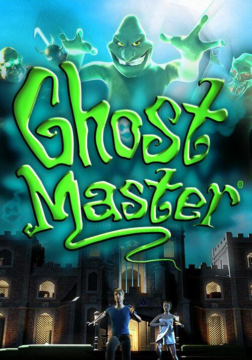 Ghost Master - Cover / Packshot