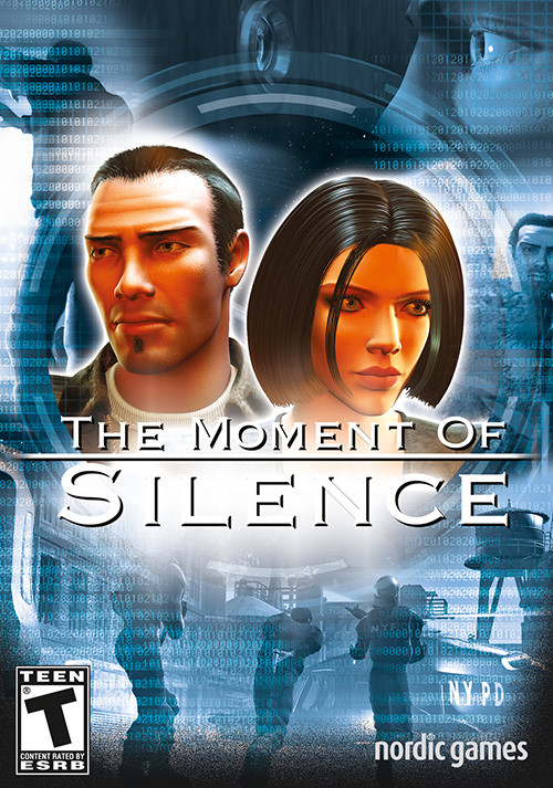 The Moment of Silence - Cover / Packshot