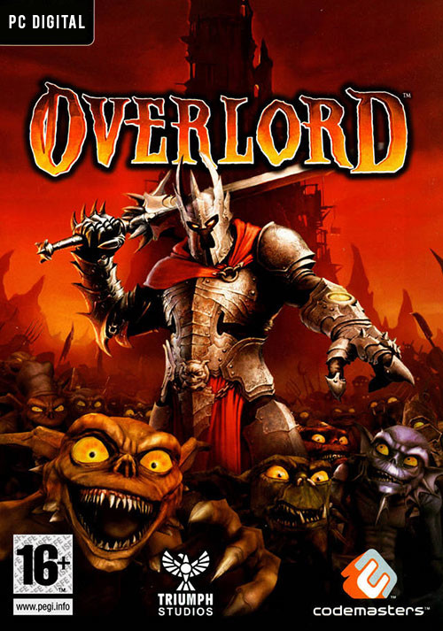 Overlord - Packshot