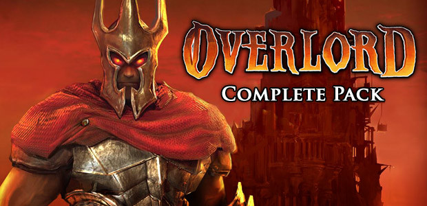 Overlord 1 Complete Pack - Cover / Packshot