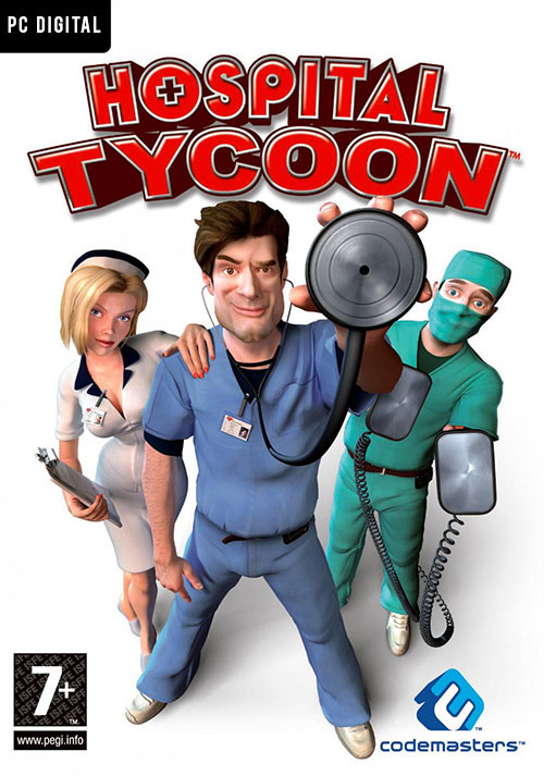 Hospital Tycoon - Cover / Packshot