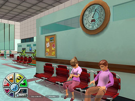 Screenshot1 - Hospital Tycoon