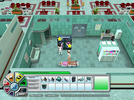Screenshot3 - Hospital Tycoon