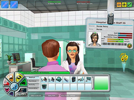 Screenshot4 - Hospital Tycoon