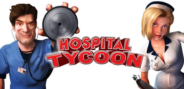 Hospital Tycoon - Cover / Packshot