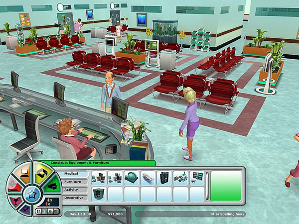 Hospital Tycoon [Steam CD Key] for PC - Buy now