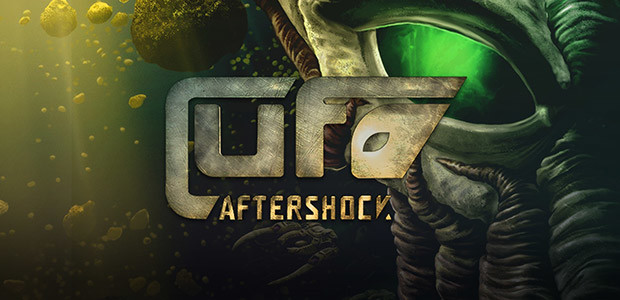 UFO: Aftershock - Cover / Packshot
