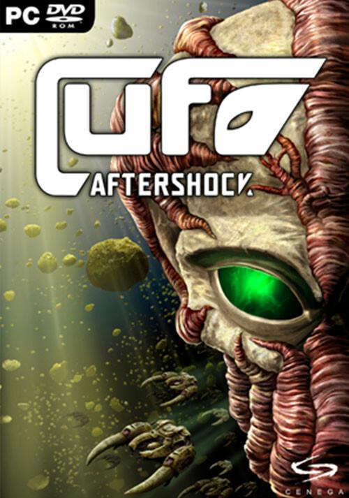 UFO: Aftershock - Cover / Packshot