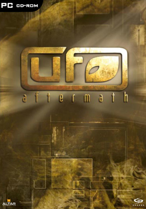 UFO: Aftermath - Cover