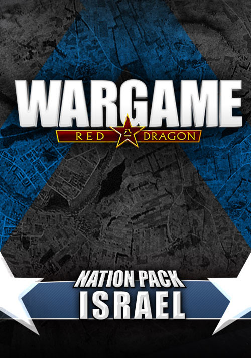 Wargame: Red Dragon - Nation Pack: Israel DLC - Cover