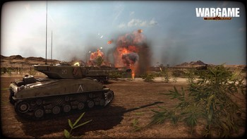 Screenshot3 - Wargame: Red Dragon - Nation Pack: Israel DLC
