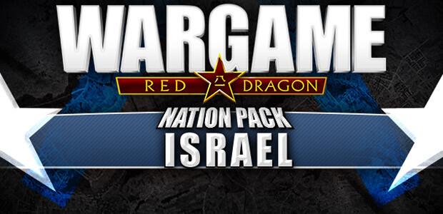 Wargame: Red Dragon / Nation Pack: Israel DLC - Cover / Packshot