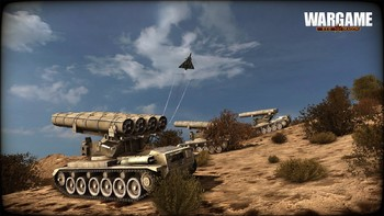Screenshot1 - Wargame: Red Dragon - Nation Pack: Israel DLC