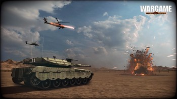 Screenshot4 - Wargame: Red Dragon - Nation Pack: Israel DLC