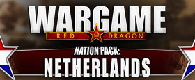 Wargame: Red Dragon / Nation Pack: Netherlands