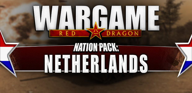 Wargame: Red Dragon / Nation Pack: Netherlands - Cover / Packshot