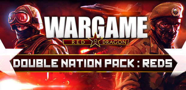 Wargame Red Dragon / Double Nation Pack: REDS - Cover / Packshot