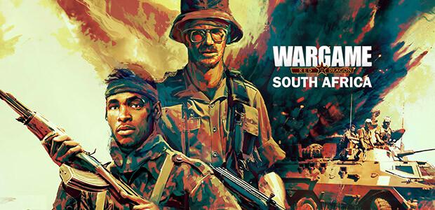 Wargame: Red Dragon - Nation Pack: South Africa - Cover / Packshot