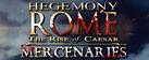 Hegemony Rome: The Rise of Caesar Mercenaries DLC