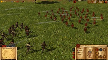 Screenshot3 - Hegemony Rome: The Rise of Caesar Mercenaries DLC