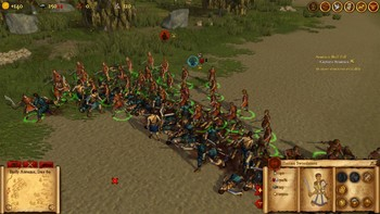 Screenshot5 - Hegemony Rome: The Rise of Caesar Mercenaries DLC