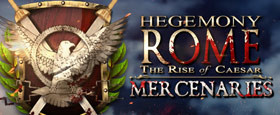Hegemony Rome: The Rise of Caesar Mercenaries DLC