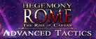 Hegemony Rome: Advanced Tactics DLC