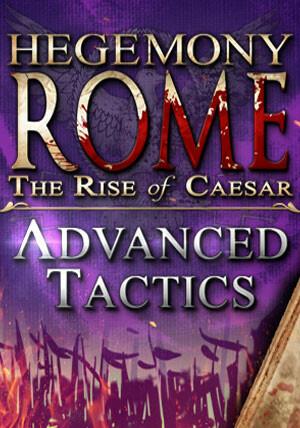 Hegemony Rome: Advanced Tactics DLC - Cover