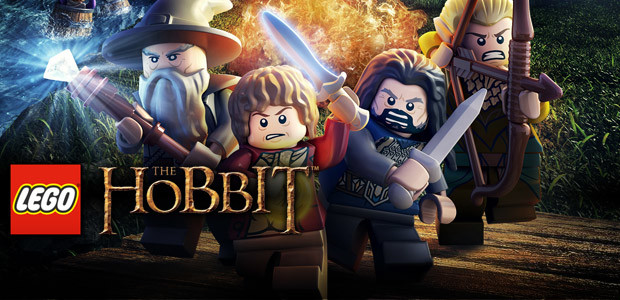 LEGO The Hobbit - Cover / Packshot