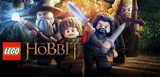 LEGO The Hobbit - Cover / Packshot