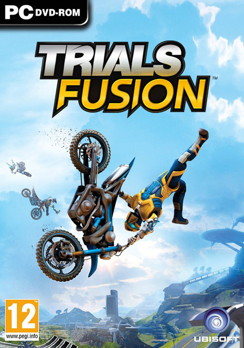 Trials Fusion - Standard Edition - Cover