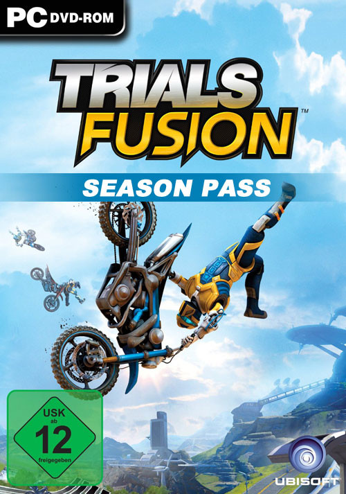 Trials Fusion Season Pass - Cover