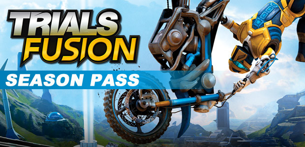 Trials Fusion Season Pass - Cover / Packshot