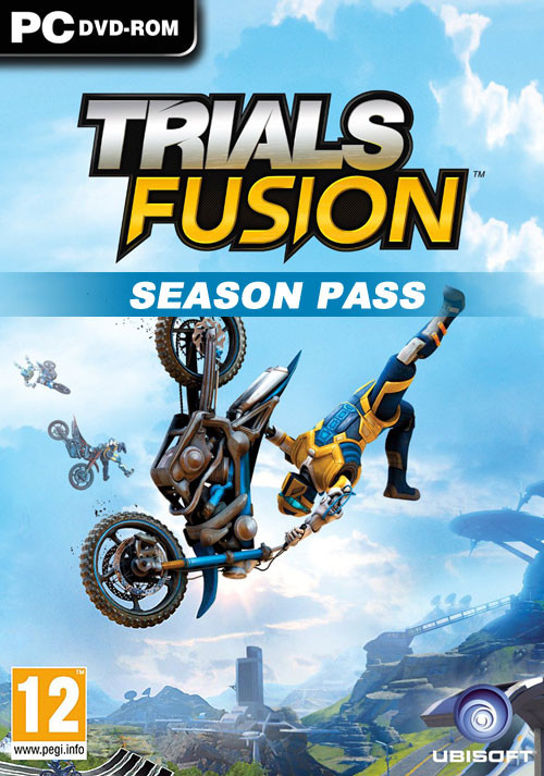 Trials Fusion Season Pass - Cover / Packshot