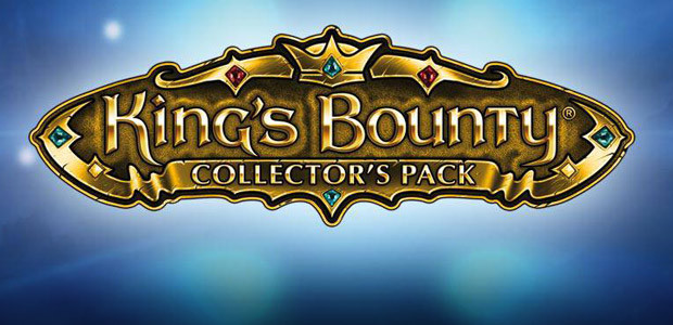 King's Bounty: Collector's Pack - Cover / Packshot