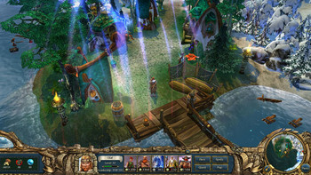 Screenshot1 - King's Bounty: Collector's Pack