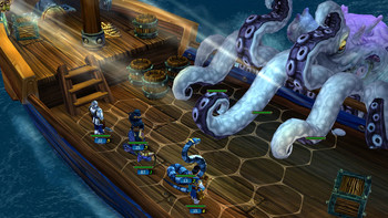 Screenshot4 - King's Bounty: Collector's Pack