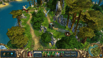 Screenshot8 - King's Bounty: Collector's Pack