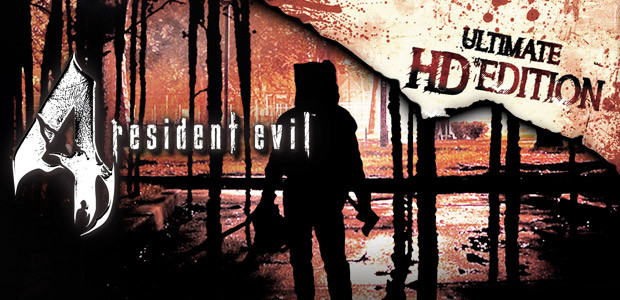 Resident Evil 4: The Ultimate HD Edition - Cover / Packshot