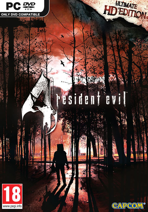 Resident Evil 4: The Ultimate HD Edition - Cover